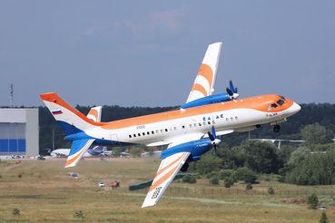 Ил-114-300 – это глубоко модернизированная версия пассажирского турбовинтового самолета Ил-114-100, который был разработан в 1980-е и выпускался на Ташкентском авиазаводе