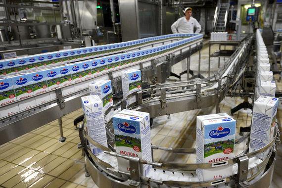 Ритейлеры опасаются нехватки сыра и масла из-за запрета «Савушкина продукта»