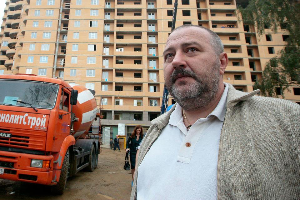 Гендиректор и совладелец группы компаний «Настюша» Игорь Пинкевич арестован на два месяца