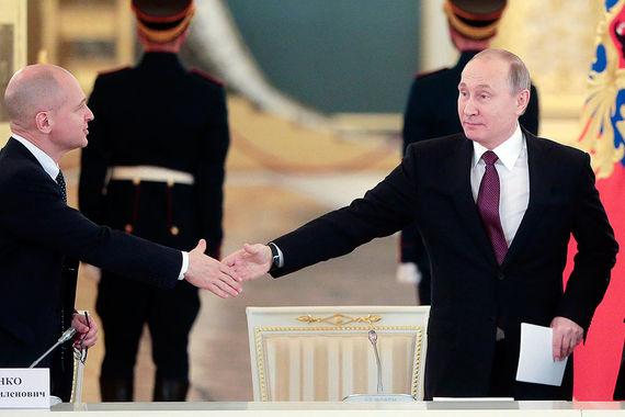 Седьмое место – Сергей Кириенко, 1-й замглавы Администрации президента