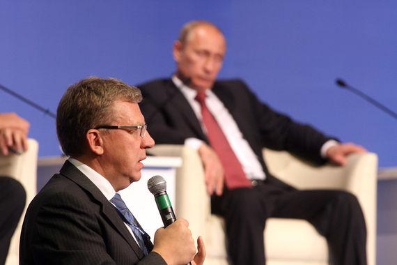 Шестое место – Алексей Кудрин, председатель КГИ
