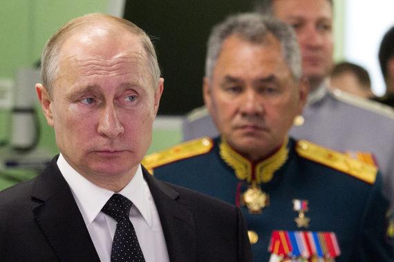 Четвертое место – Сергей Шойгу, министр обороны