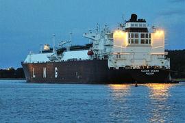 Авангард борьбы с «Газпромом» в Европе Clean Ocean прибыл в Литву