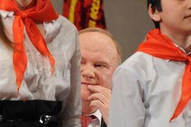 Зюганов заявил, что коммунисты готовы обсуждать программы и кандидатов в президенты