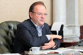 УФНС считает, что Грабар (на фото) и Купоросов контролируют ПГ «Ладога» через иностранные компании, поэтому хочет привлечь их к субсидиарной ответственности