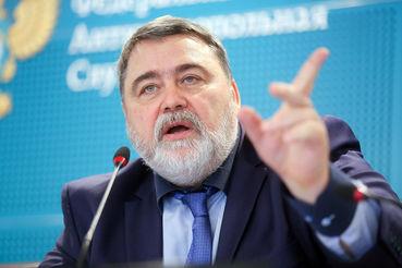 Руководитель ФАС России Игорь Артемьев