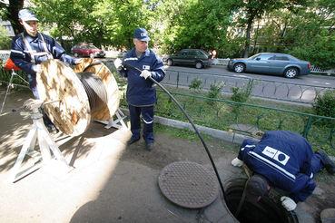 Обострение борьба за кабельную канализацию в Москве можно объяснить тем, что она становится все более и более востребованной, отмечает Денис Кусков