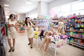 Первый магазин «Заодно» открылся в начале 2014 года, изначально сеть работала в формате магазинов фиксированных цен