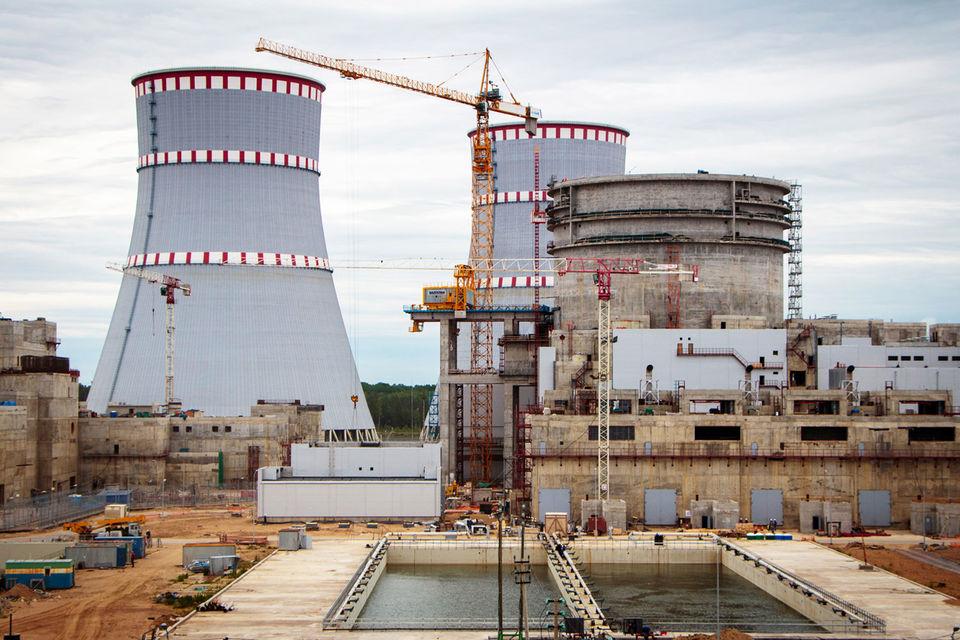 «Титан-2» занимается строительством электростанций, компания работает над двумя проектами «Росатома» - Ленинградской АЭС (на фото) и АЭС «Ханхикиви»