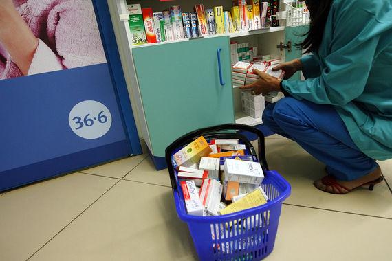 «Аптечная сеть 36,6» покупает напрямую у производителей почти три четверти товаров