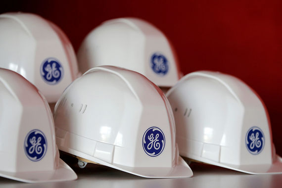 General Electric подключит Петербург