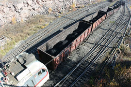 «Мечел» вчетверо увеличил экспорт эльгинского угля