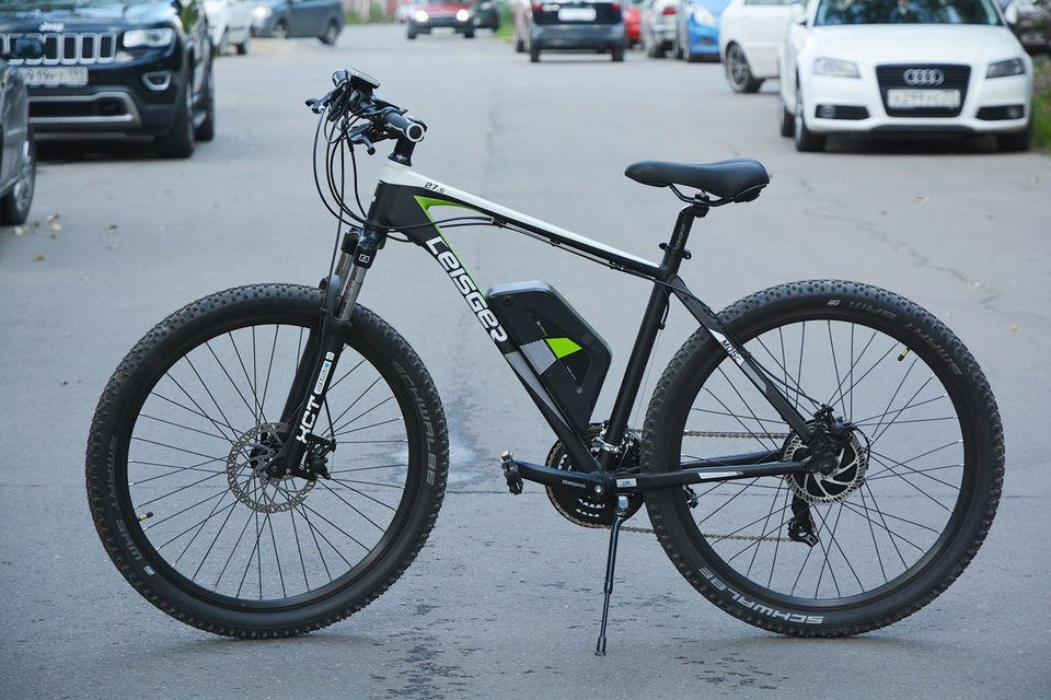 Каждый из испытателей возвращал велосипед со словами: «А когда можно взять еще?»