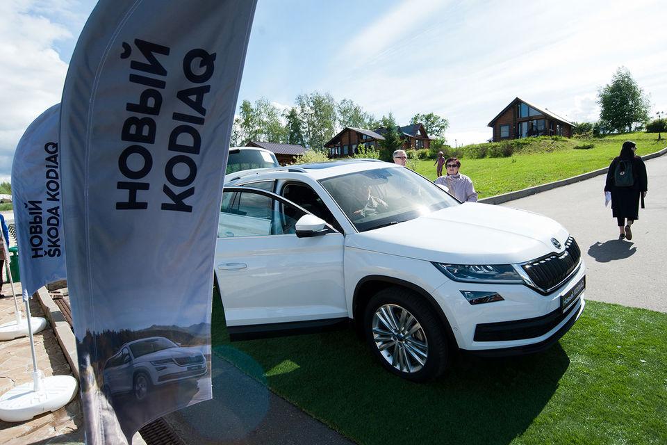 Первый большой внедорожник Skoda приедет из Нижнего Новгорода