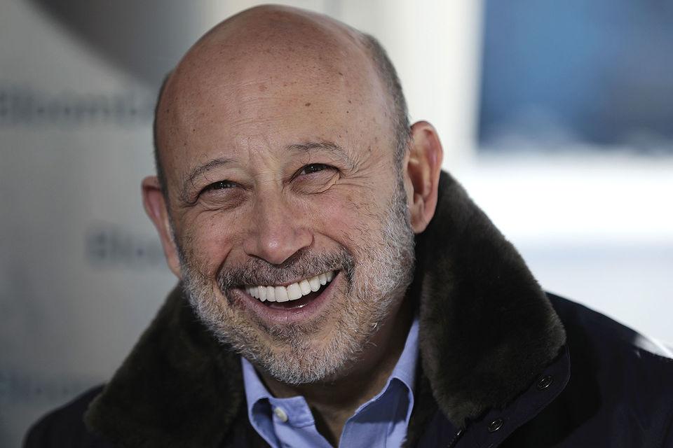 Председатель совета директоров, гендиректор Goldman Sachs Ллойд Бланкфейн