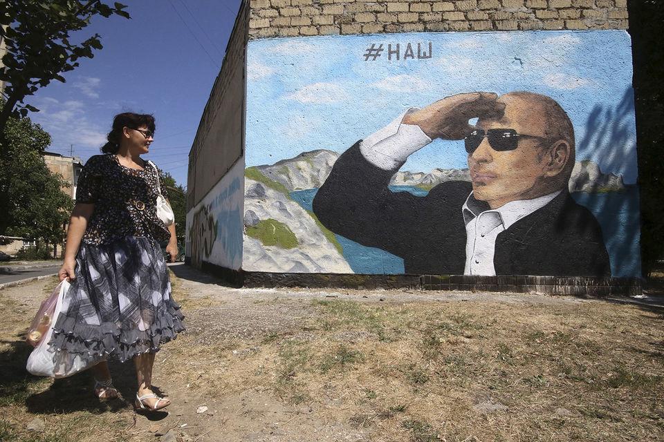 Кандидату №1 в президенты России нужно найти противоположность – хотя бы по полу