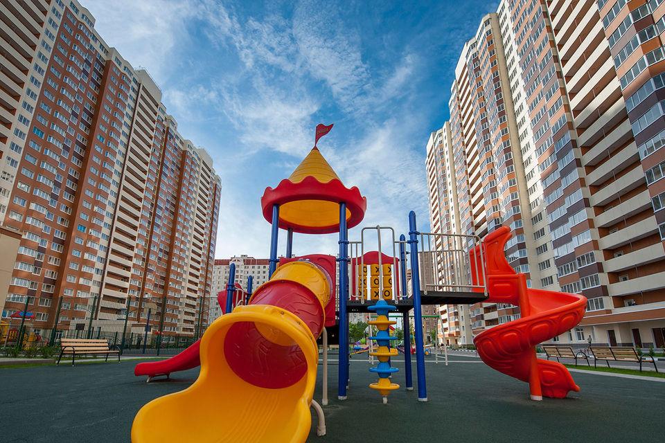 ГК «Эксперт», в частности, строит многоквартирные дома в подмосковном Реутове