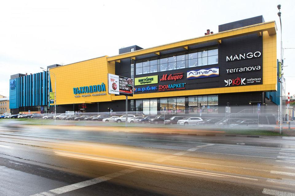 Структура Сбербанка может стать совладельцем торгового центра «Выходной» израильско-голландского девелопера Brack Capital Real Estate