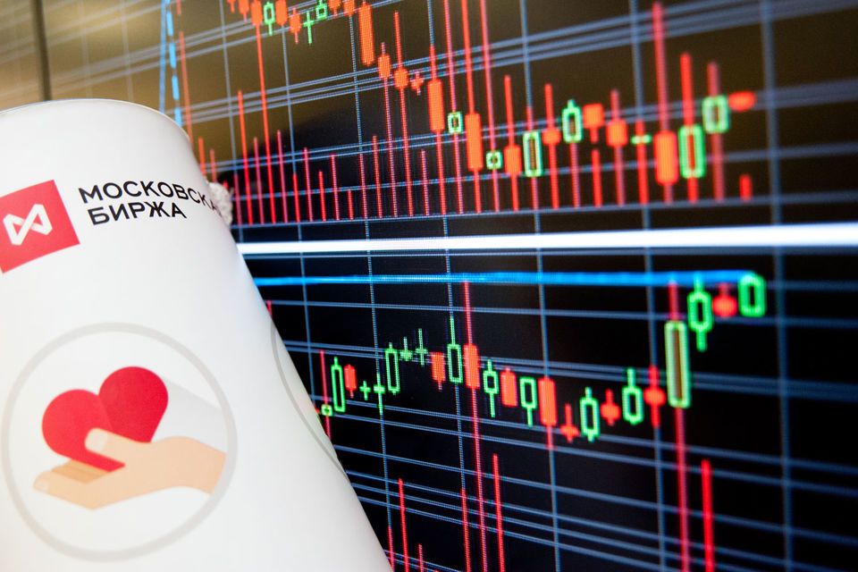 В августе торги на денежном рынке Московской биржи стали исторически рекордными