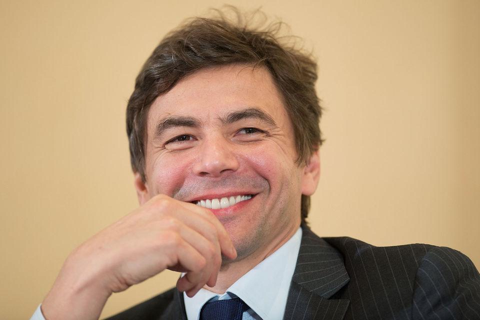 Генеральный директор «Полюса» Павел Грачев