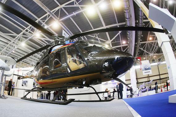 Легкий многоцелевой вертолет Bell 407 GXP