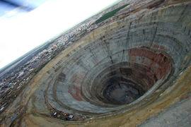 В 2016 г. только на рудник «Мир» пришлось около 11% добычи компании – 3,2 млн каратов