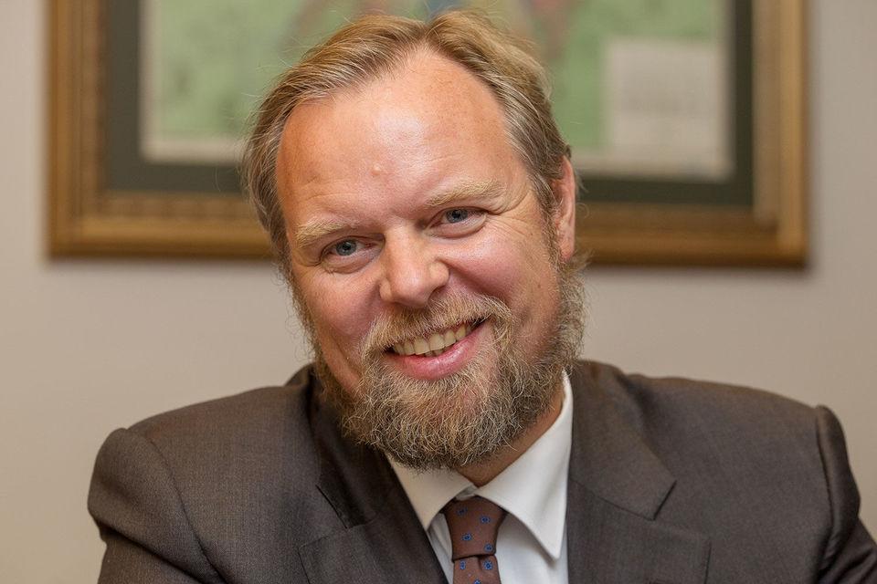 Дмитрий Ананьев, совладелец Промсвязьбанка