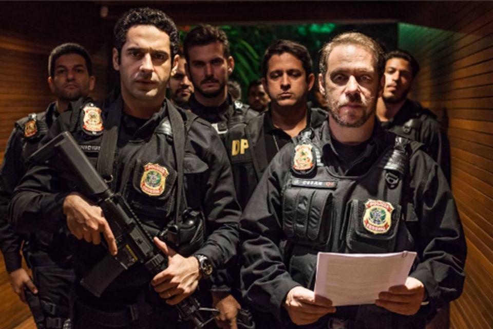 Создатели фильма «Федеральная полиция: закон един для всех» (на фото) планируют снять продолжение, так как антикоррупционное расследование может преподнести новые сюрпризы