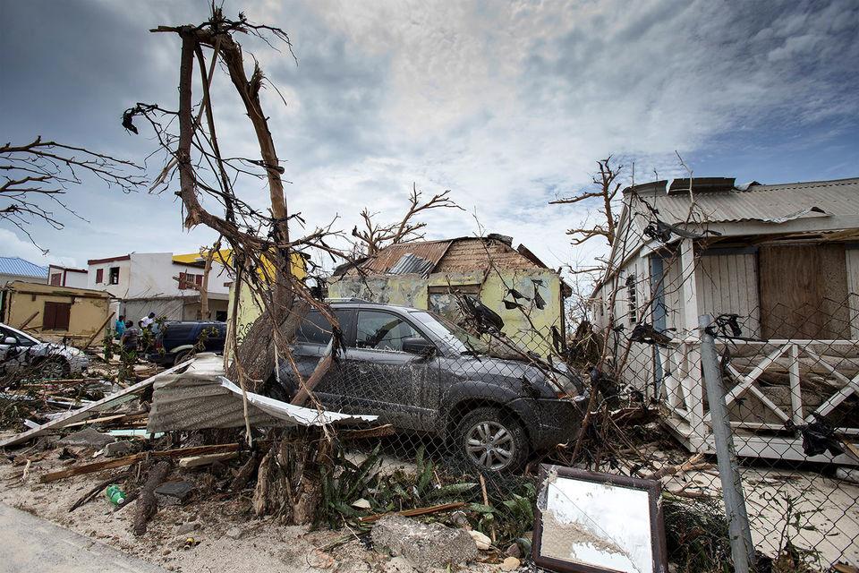 «Ирма» может оставить без электричества более 3 млн домохозяйств и компаний