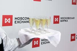 В понедельник на «Московской бирже» рубль укреплялся