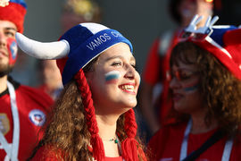 FIFA назвала дату начала продаж билетов на ЧМ-2018