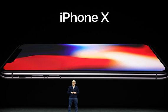 Презентация новинок от Apple