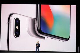 iPhone X - это первый в истории Apple iPhone, у которого нет кнопки Home