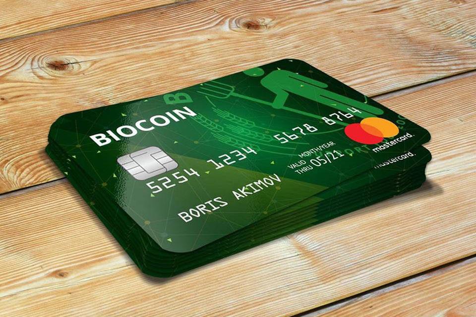 Виртуальная валюта, которую выпустила LavkaLavka, называлась биокоины