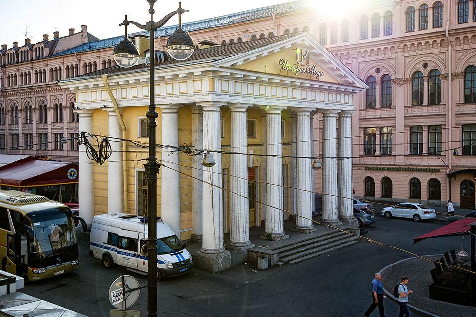 «Геральда» арендовала здание больше десяти лет