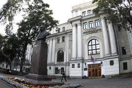 Институт, входящий в состав медицинского центра имени Алмазова, пока находится в центре Петербурга