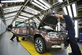 Экспорт кроссовера Skoda Yeti из России был связан с временным дефицитом мощностей группы на заводах в Чехии и Индии