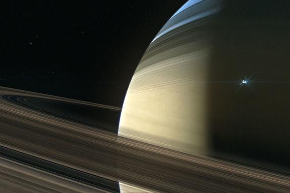 normal 1dtk Обнаруживший в космосе условия для жизни зонд «Кассини» завершил миссию