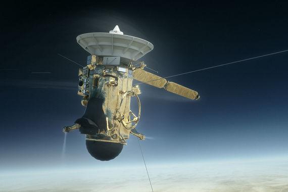 Зонд «Кассини» 15 сентября завершил свою двадцатилетнюю миссию по исследованию планеты Сатурн