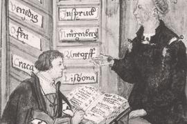 Якоб Фуггер, великий предприниматель ХVI в., добился несметных богатств благодаря своим политическим связям, монополиям на медь и ртуть и еще торговле индульгенциями. Благословляя ремесленников и даже банкиров, Лютер осуждал Фуггера на муки ада