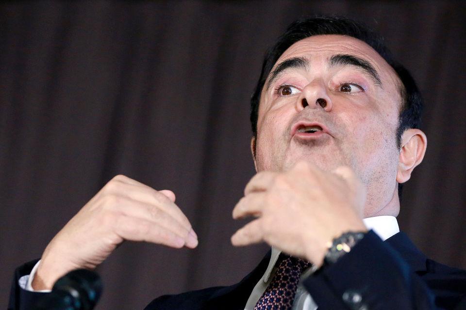 «Большие парни получат большие преимущества», - считает председатель совета директоров альянса Renault-Nissan-Mitsubishi Карлос Гон
