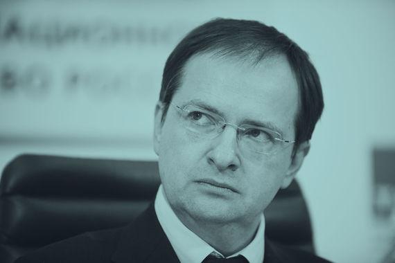 Человек недели: Владимир Мединский