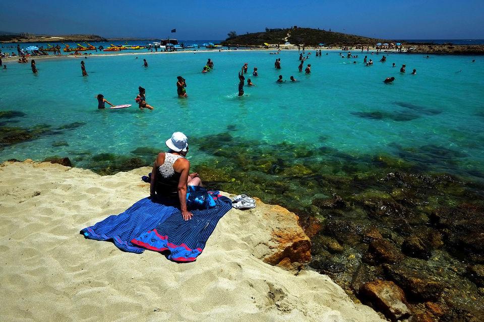 С января по август Кипр посетило более 2,5 млн туристов
