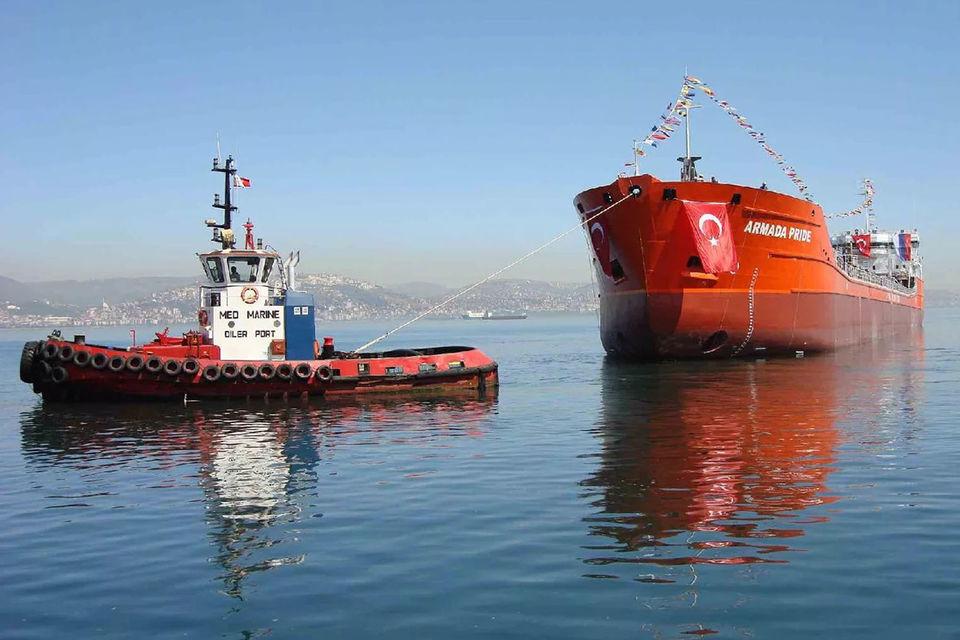 Турецкая судоходная компания подала иск к подразделению «Лукойла» на $2 млрд