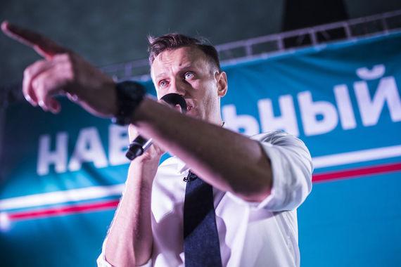 Алексей Навальный начал предвыборное турне по России