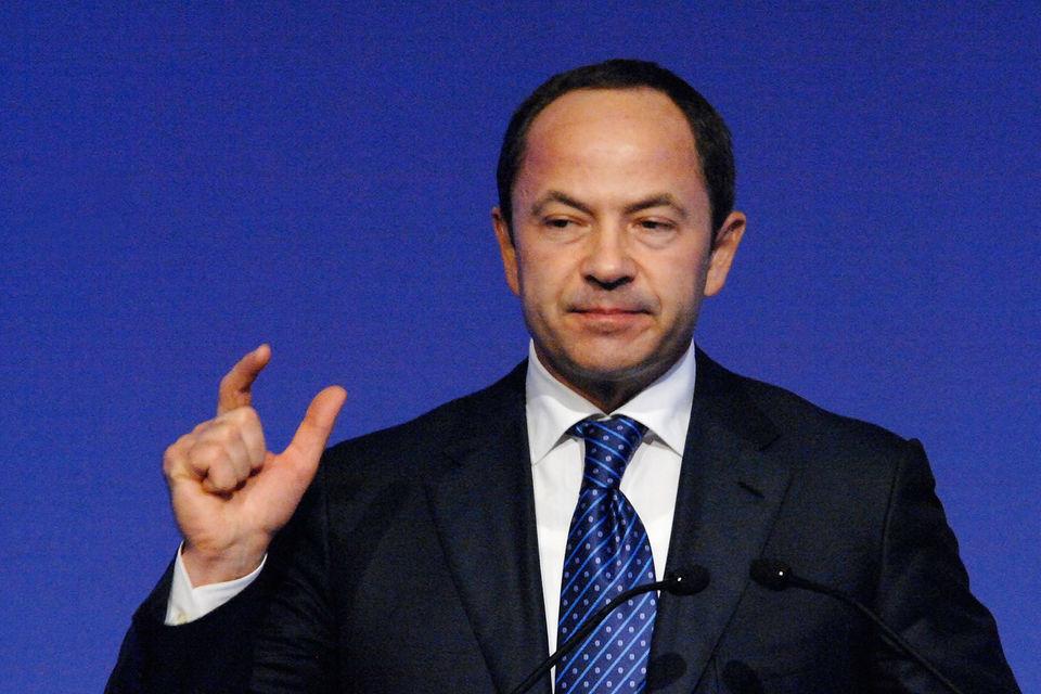 Экс-кандидат в президенты Украины Сергей Тигипко