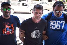 Александр Винник находится в тюрьме в Греции, где он был арестован 25 июля 2017 г.