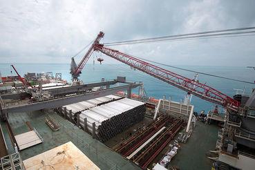 По данным «Газпрома», стоимость «Турецкого потока» - около $7 млрд