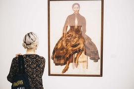 Художник Василий Шухаев попал на Колыму не по своей воле, но сейчас его вклад в искусство Магадана почтили персональной выставкой