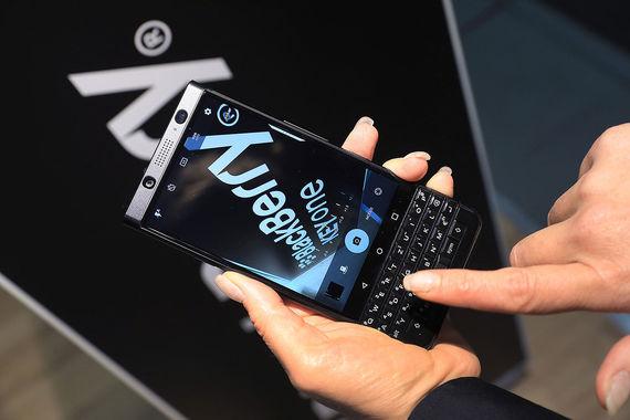 Blackberry возвращается в Россию